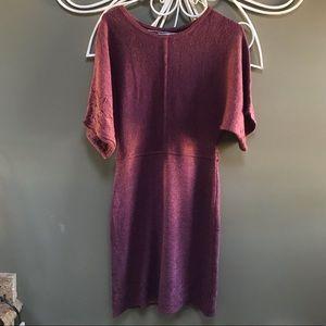 LONDON TIMES knit dress